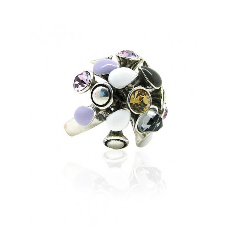 Sexy steentjes ring